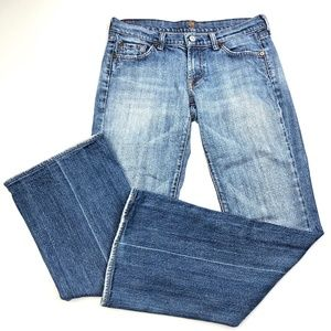 7 For All Mankind | Medium Wash Bootcut Jeans